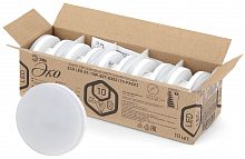 ECO LED GX-10W-840-GX53 (10-PACK) ЭРА (диод, таблетка, 10Вт, нейтр, GX53)